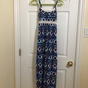 Girls Maxi Dress Size L